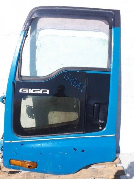 Дверь Isuzu Giga CXZ81 передняя левая (б/у)