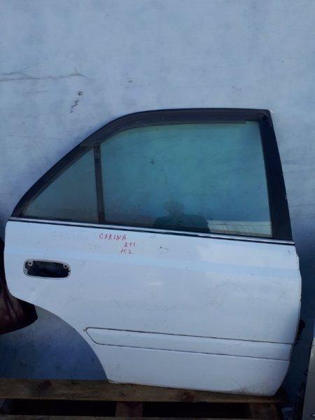 Дверь Toyota Carina AT211 задняя правая (б/у)
