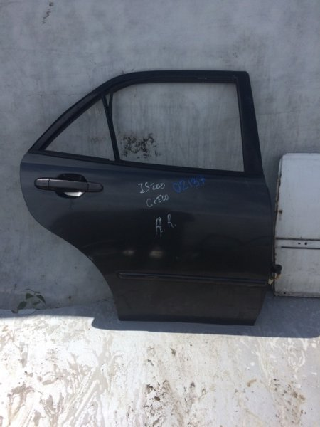 Дверь Lexus Is200 GXE10 задняя правая (б/у)