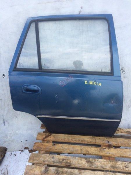 Дверь Daewoo Nexia задняя правая (б/у)
