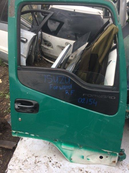 Дверь Isuzu Forward FRR35 передняя правая (б/у)