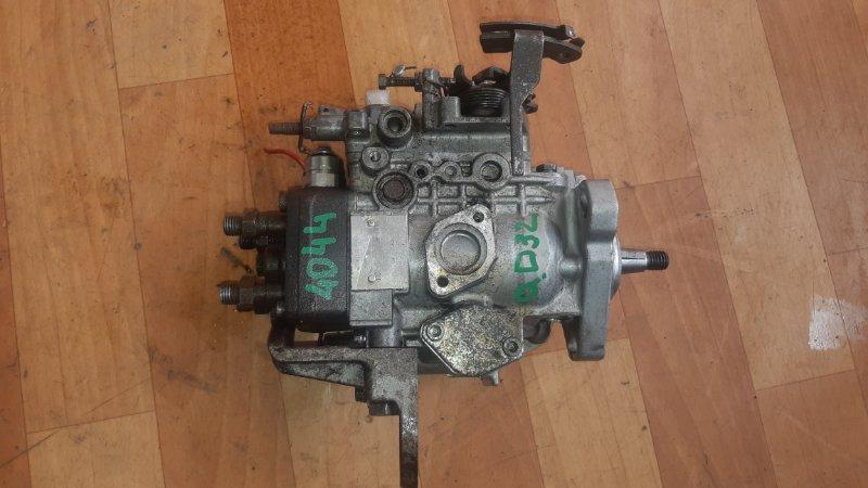 Топливный насос высокого давления Nissan Atlas QD32 (б/у)