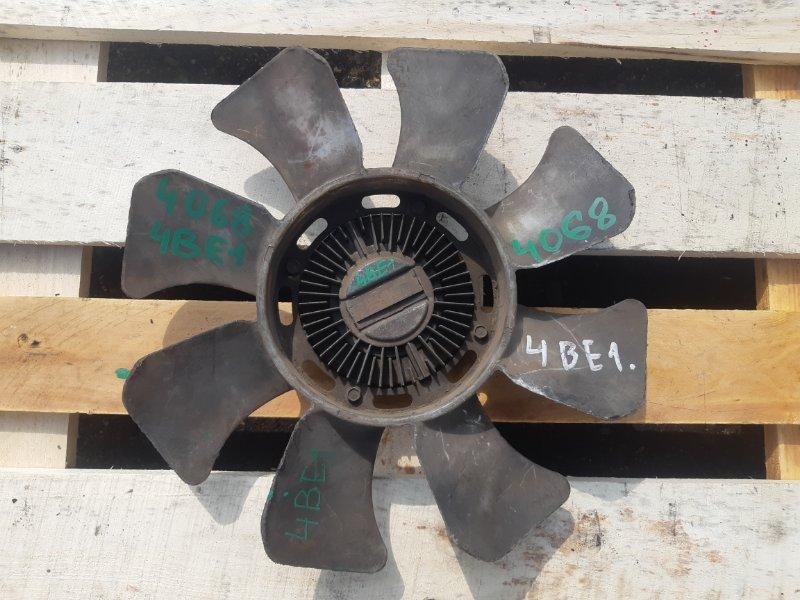 Крыльчатка вентилятора Isuzu Elf 4BE1 (б/у)
