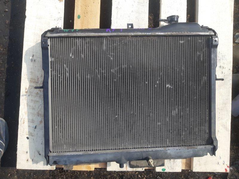 Радиатор Mazda SKF2V RF-T (б/у)
