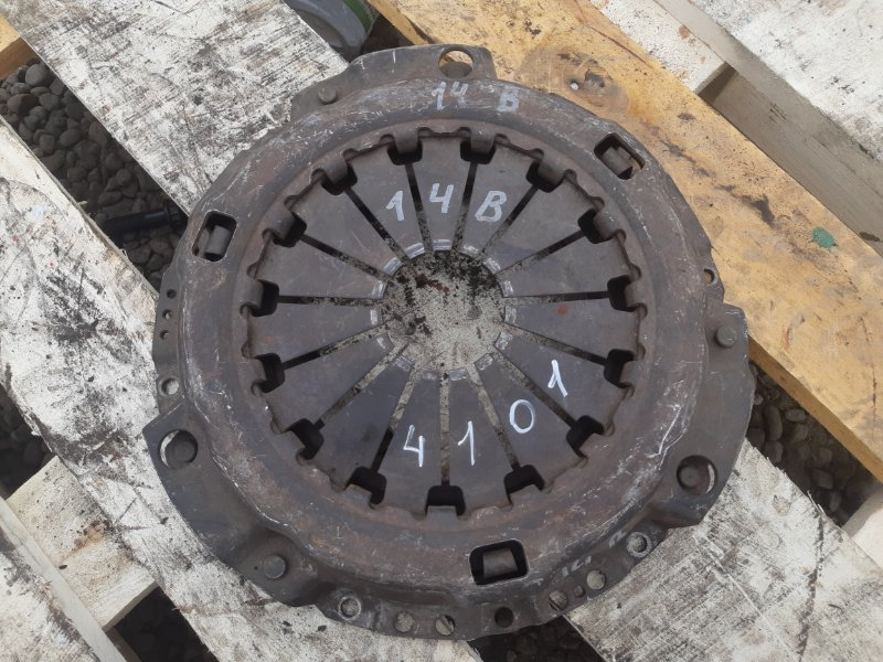 Корзина сцепления Toyota Hiace 14B (б/у)