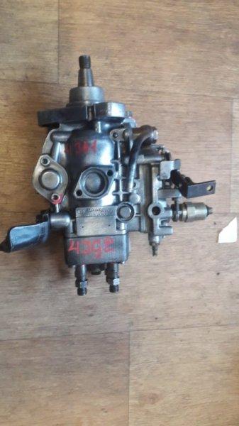 Топливный насос высокого давления Isuzu Elf 4JG2 (б/у)