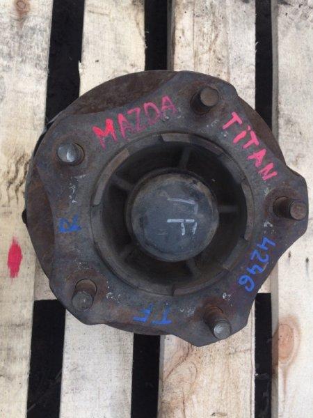 Ступица Mazda Titan TF передняя правая (б/у)