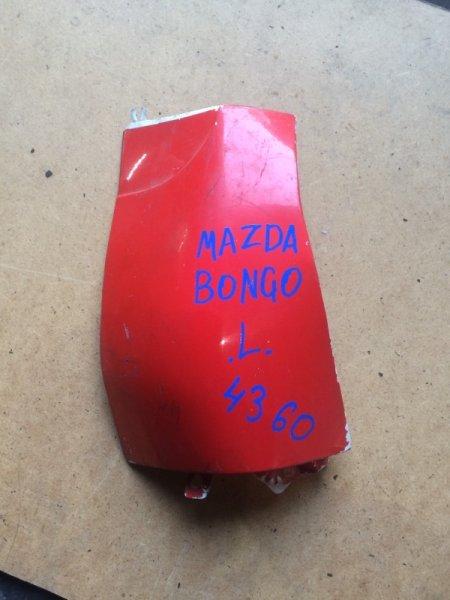 Щека Mazda Bongo передняя левая (б/у)