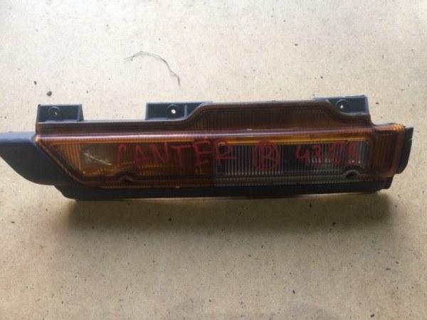 Поворотник Mitsubishi Canter FB511B передний правый (б/у)