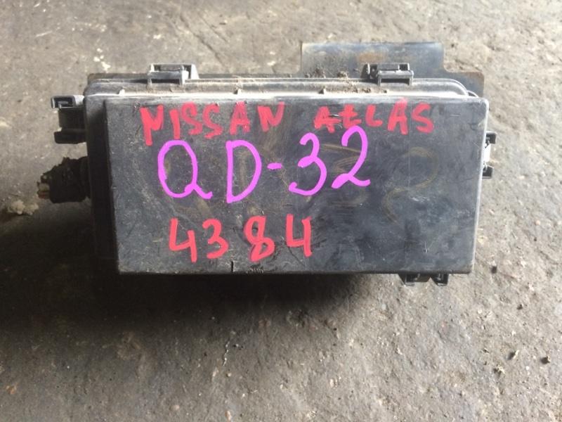 Блок предохранителей Nissan Atlas QD32 (б/у)