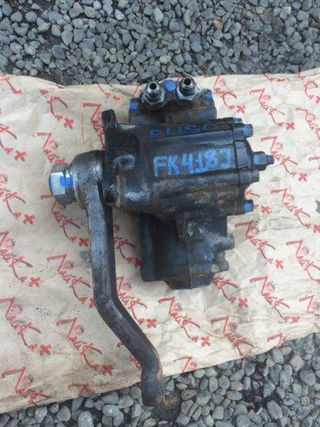 Рулевой редуктор Mitsubishi Fuso FK418 6D17 (б/у)