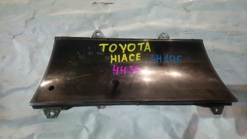 Панель приборов Toyota Hiace LH106 (б/у)