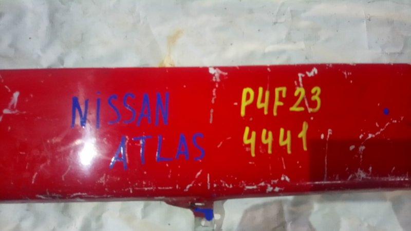 Декоративная накладка Nissan Atlas P4F23 передняя (б/у)