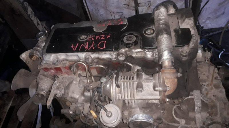 Двигатель Toyota Dyna XZU307 S05C 2002 (б/у)