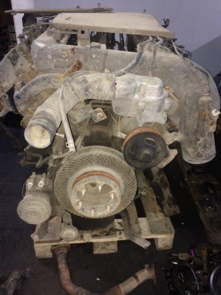 Двигатель Hino V21C (б/у)