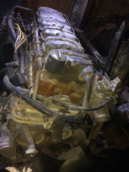 Двигатель Scania DCS12 02 (б/у)