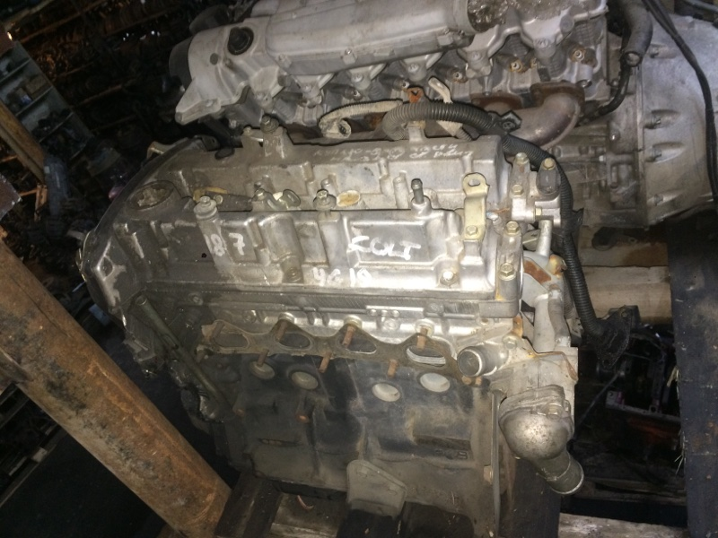 Двигатель Mitsubishi Colt 4G19 (б/у)