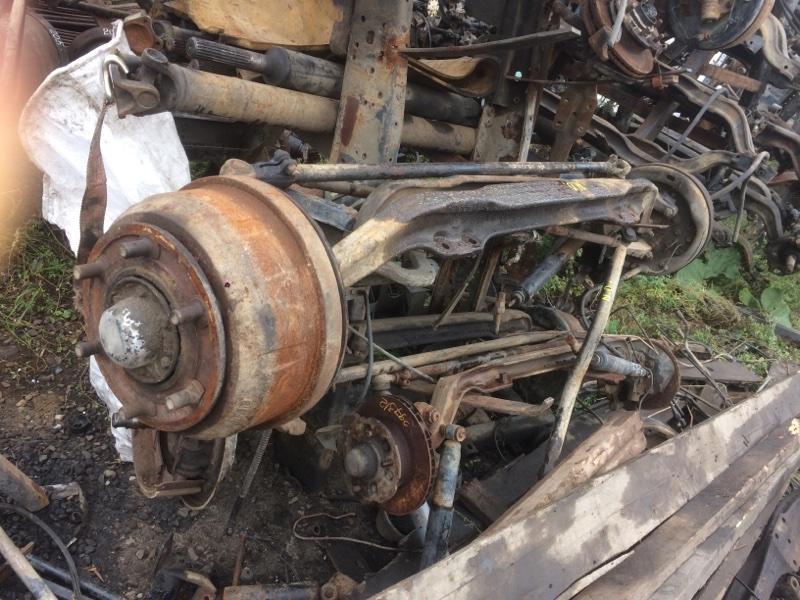 Балка Nissan Diesel Ud MK210 FE6 1995 передняя (б/у)