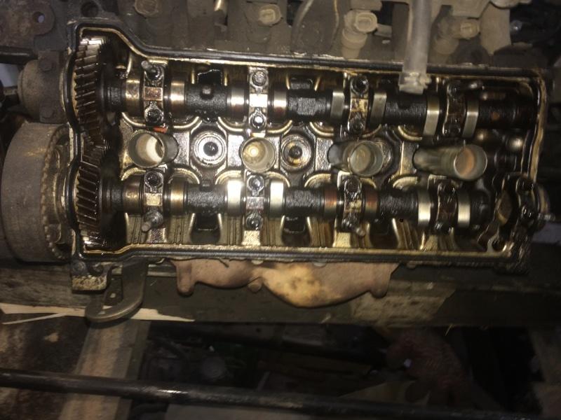 Головка блока цилиндров Toyota 5E-FE (б/у)