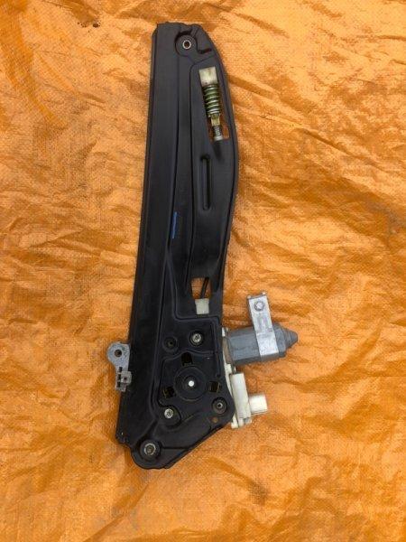 Стеклоподъемник Bmw 7-Series E65 задний левый (б/у)
