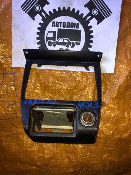 Рамка магнитолы Toyota Sprinter Carib (б/у)