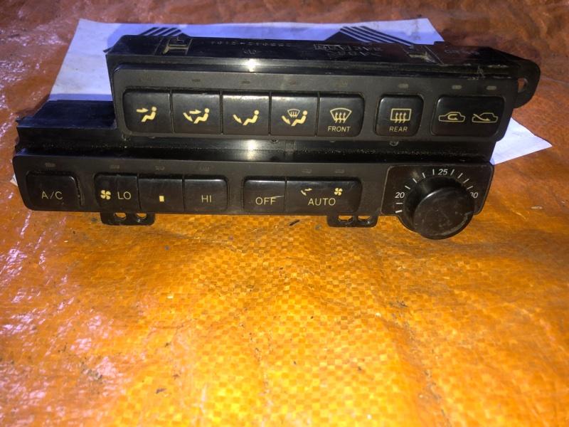 Блок управления климат контролем Toyota Mark Ii JZX90 (б/у)