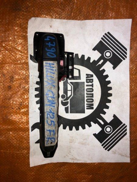 Ручка наружная Toyota Hilux GUN125 передняя правая (б/у)