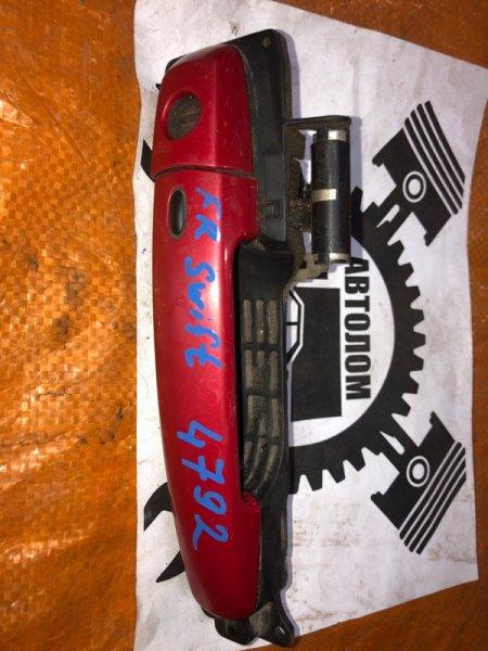 Ручка наружная Suzuki Swift передняя правая (б/у)
