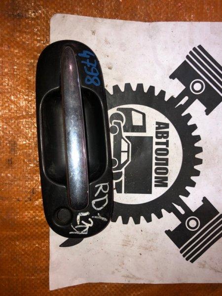 Ручка наружная Honda Cr-V RD1 передняя правая (б/у)