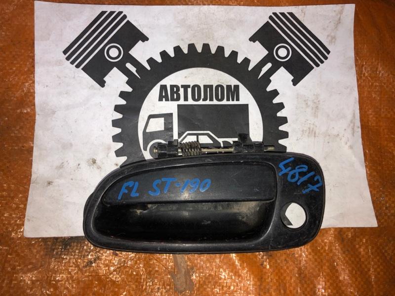 Ручка наружная Toyota Corona (б/у)
