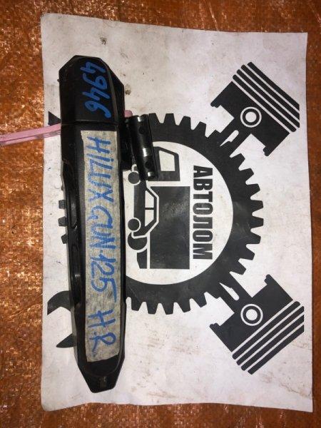 Ручка наружная Toyota Hilux GUN125 задняя правая (б/у)