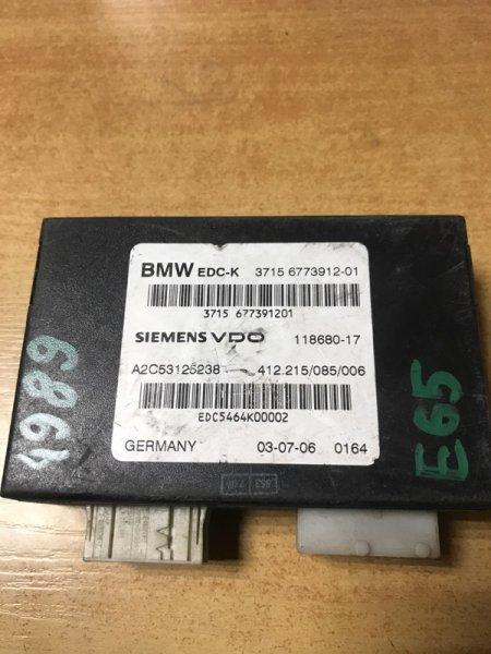 Блок управления подвеской Bmw 7-Series E65 (б/у)