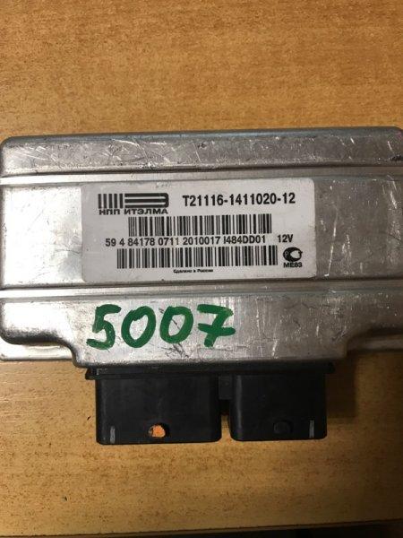 Блок управления двигателем Ваз Приора 2170 (б/у)