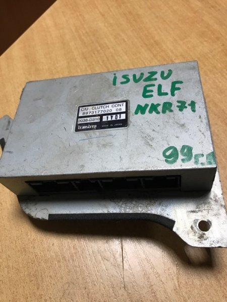 Блок управления Isuzu Elf NKR71 4HF1 (б/у)