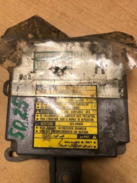 Блок управления air bag/srs Toyota Carina ST212 (б/у)