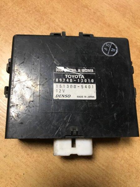 Блок управления дверями Toyota Corolla Spacio AE111 (б/у)