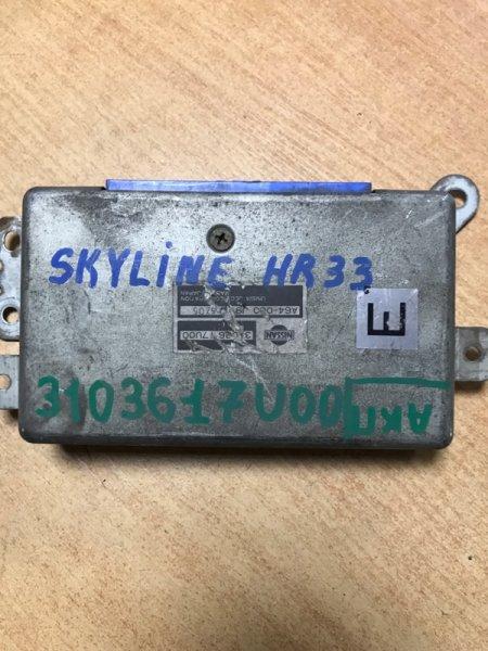 Блок управления акпп Nissan Skyline HR33 (б/у)