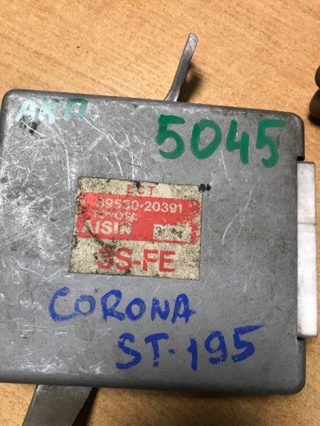 Блок управления акпп Toyota Corona ST195 (б/у)