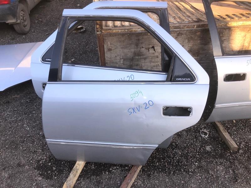 Дверь Toyota Camry Gracia SXV20 задняя левая (б/у)