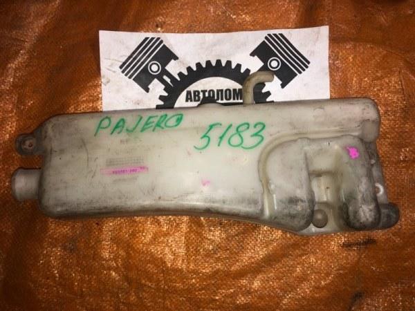 Бачок омывателя Mitsubishi Pajero V44W (б/у)