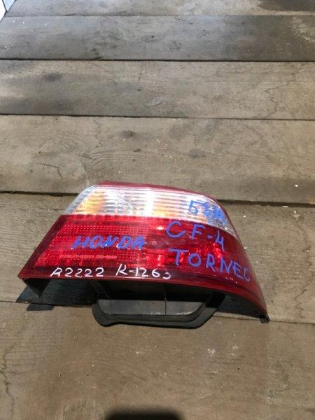Стоп сигнал Honda Torneo задний правый (б/у)