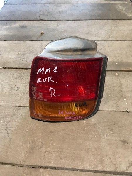 Стоп сигнал Mitsubishi Rvr задний правый (б/у)