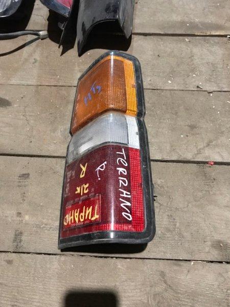 Стоп сигнал Nissan Terrano WBYD21 задний правый (б/у)