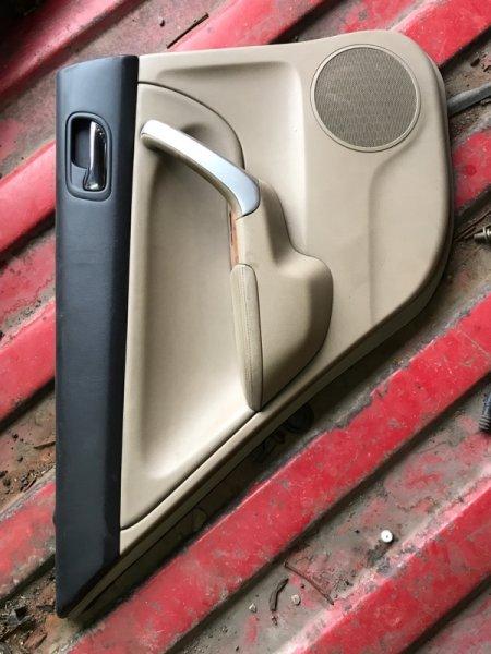 Обшивка двери Honda Accord CL7 задняя левая (б/у)