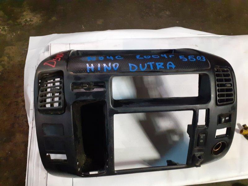 Консоль центральная Hino Dutro XZU410 (б/у)