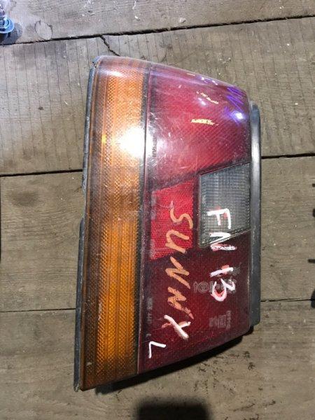 Стоп сигнал Nissan Sunny FN13 задний левый (б/у)