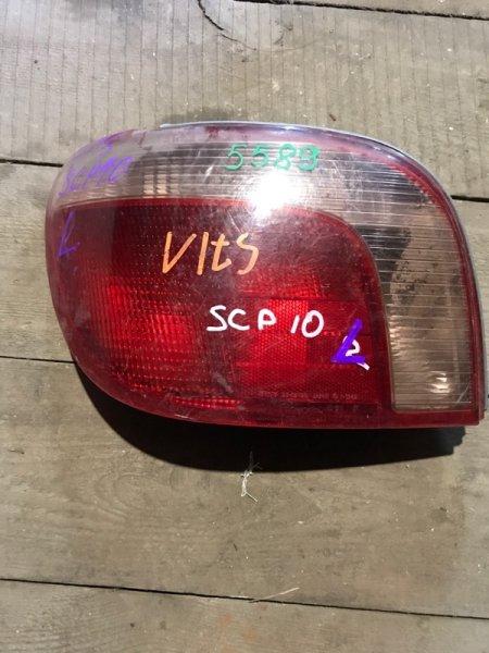 Стоп сигнал Toyota Vitz NCP10 задний левый (б/у)