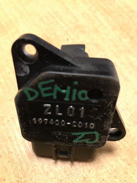 Датчик расхода воздуха Mazda Demio (б/у)