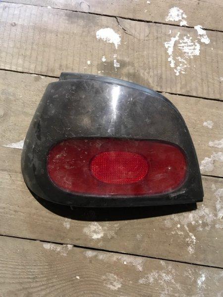 Стоп сигнал Renault Kerax задний левый (б/у)