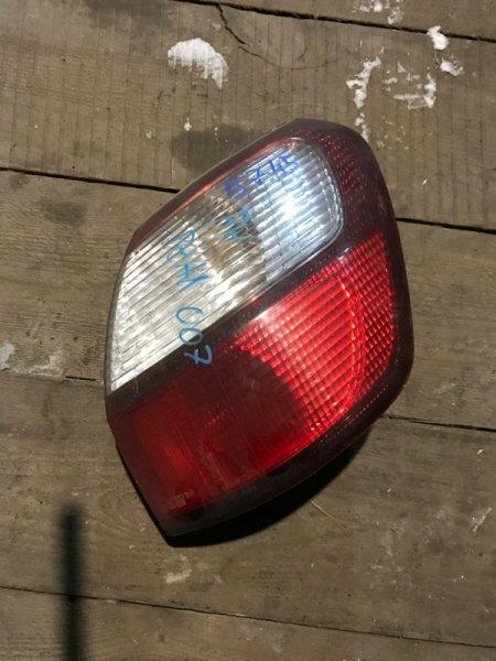 Стоп сигнал Subaru Legacy BH5 задний правый (б/у)